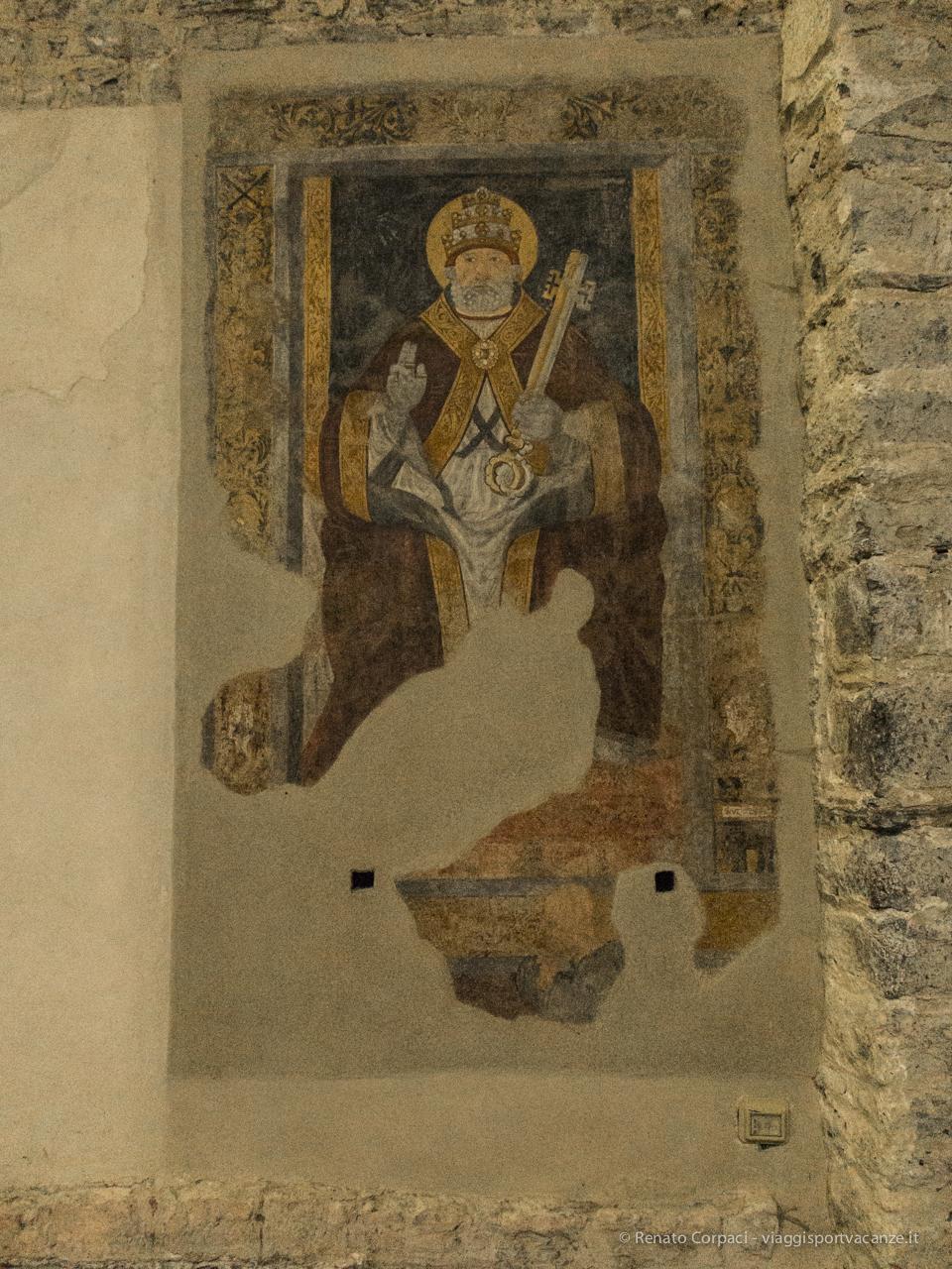 San Pietro con le chiavi