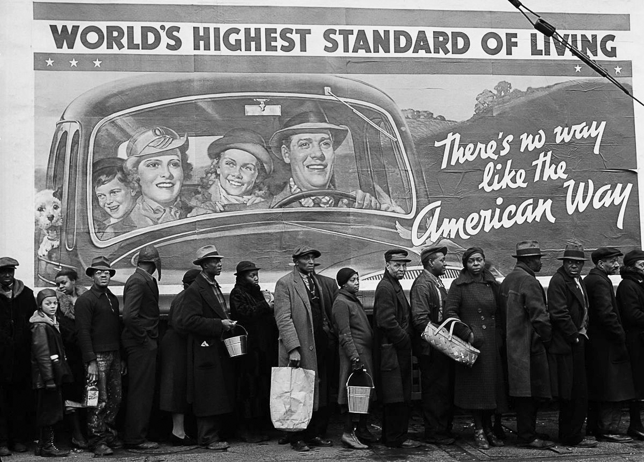 <em>There's no way like the American way</em>, 1937