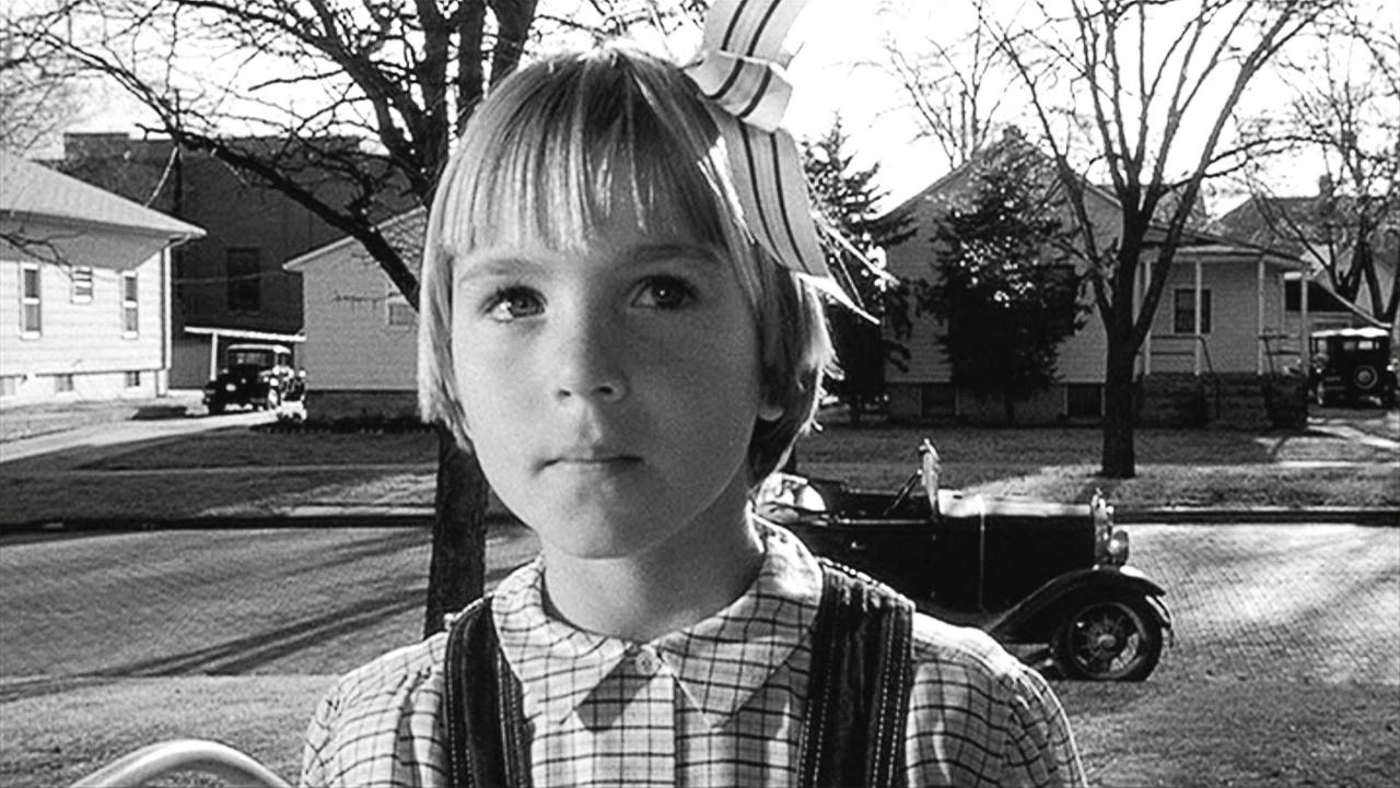 Addie, in un'inquadratura del film